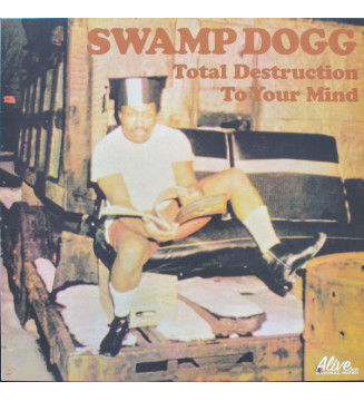 Swamp Dogg - Total Destruction To Your Mind (LP, Album, RE) mesvinyles.fr