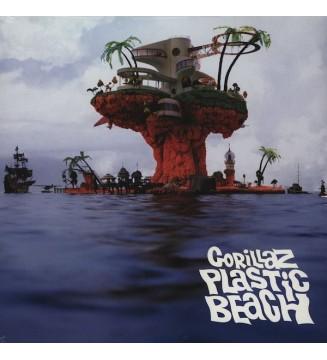 Gorillaz - Plastic Beach mesvinyles.fr