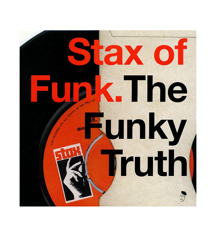 Various - Stax Of Funk. The Funky Truth (2xLP, Comp, Mono) mesvinyles.fr