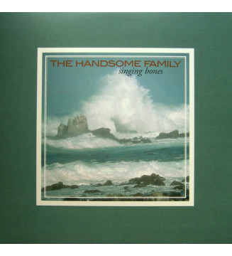 The Handsome Family - Singing Bones (LP, Album, Ltd, RE) mesvinyles.fr
