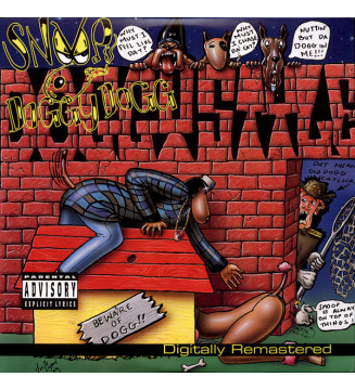 Snoop Doggy Dogg* - Doggystyle (2xLP, Album, RE, RM) mesvinyles.fr