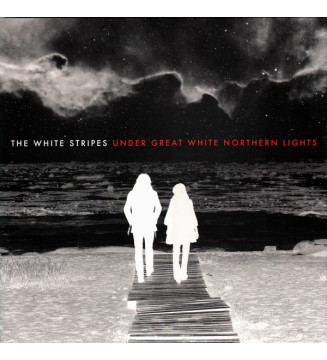 The White Stripes - Under Great White Northern Lights (2xLP, Album) mesvinyles.fr