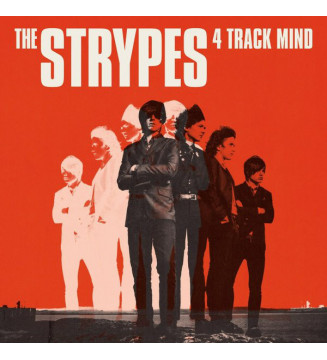 "The Strypes - 4 Track Mind (7"", EP, Ltd, Num, Gat) mesvinyles.fr"