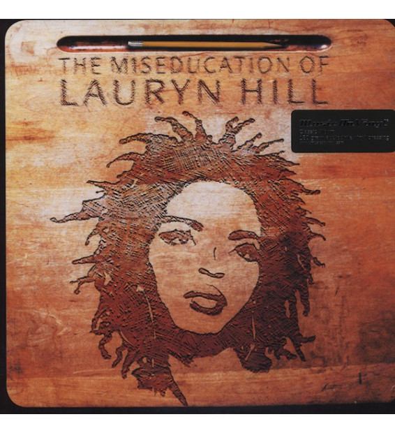 Lauryn Hill - The Miseducation Of Lauryn Hill mesvinyles.fr
