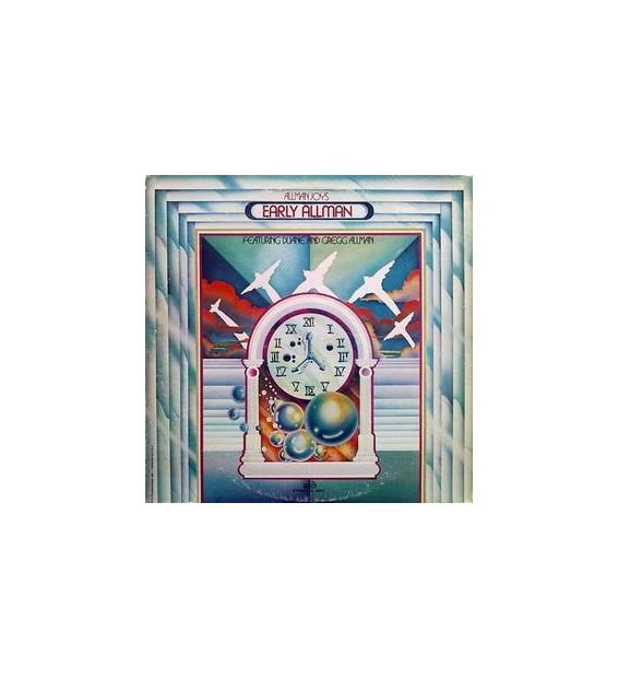 Allman Joys* - Early Allman Featuring Duane And Gregg Allman (LP, Album) mesvinyles.fr
