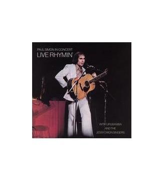Paul Simon With Urubamba And The Jessy Dixon Singers - Paul Simon In Concert Live Rhymin' (LP, Album) mesvinyles.fr