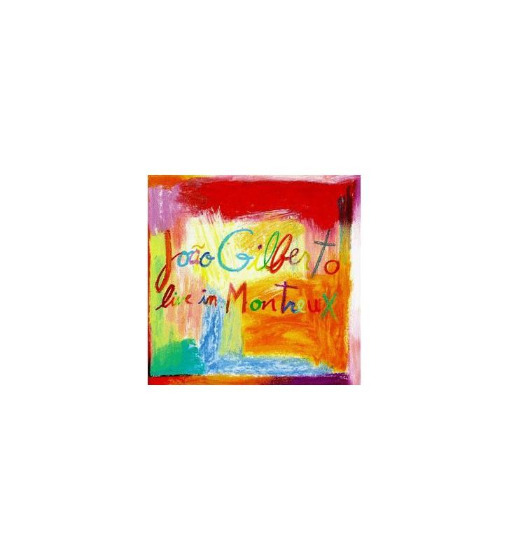 João Gilberto - Live In Montreux (LP) mesvinyles.fr