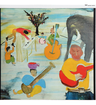The Band - Music From Big Pink (LP, Album, RE, 180) mesvinyles.fr