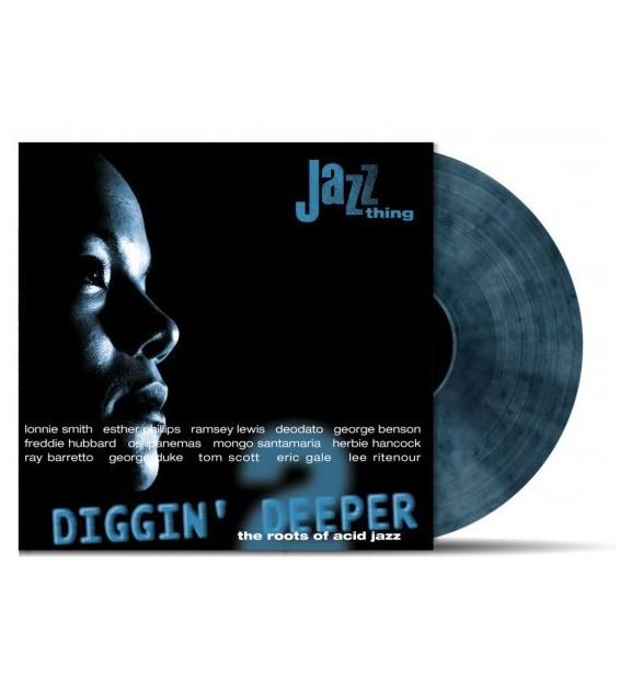 Various - Diggin' Deeper 2: The Roots Of Acid Jazz