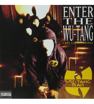 Wu-Tang Clan - Enter The Wu-Tang (36 Chambers) new
