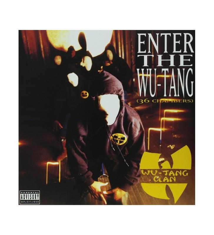 Wu-Tang Clan - Enter The Wu-Tang (36 Chambers) mesvinyles.fr