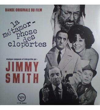 Jimmy Smith - La Métamorphose Des Cloportes (Bande Originale Du Film) (LP, Album, RE, 180) mesvinyles.fr