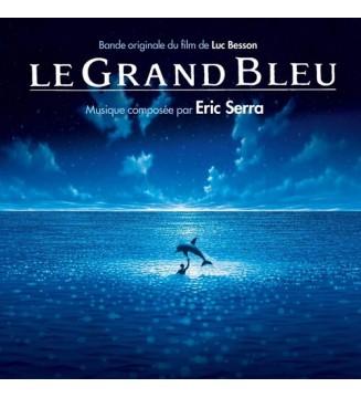 Eric Serra - Le grand bleu (2xLP, Album, RE, RM, BLU) mesvinyles.fr