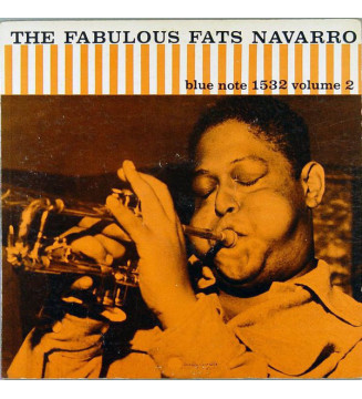 Fats Navarro - The Fabulous Fats Navarro Volume 2 (LP, Album, RE) mesvinyles.fr