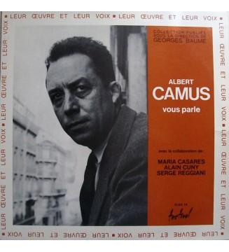 Albert Camus - Vous Parle (LP) mesvinyles.fr