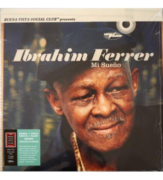 Ibrahim Ferrer - Mi Sueño (LP, Album, RE) mesvinyles.fr