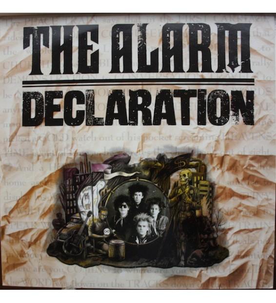 The Alarm - Declaration (LP, Album)