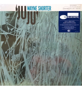 Wayne Shorter - Juju (LP, Album, RE, RM, 180) mesvinyles.fr