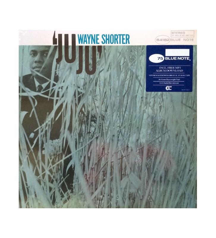 Wayne Shorter - Juju (LP, Album, RE, RM, 180) mesvinyles.fr