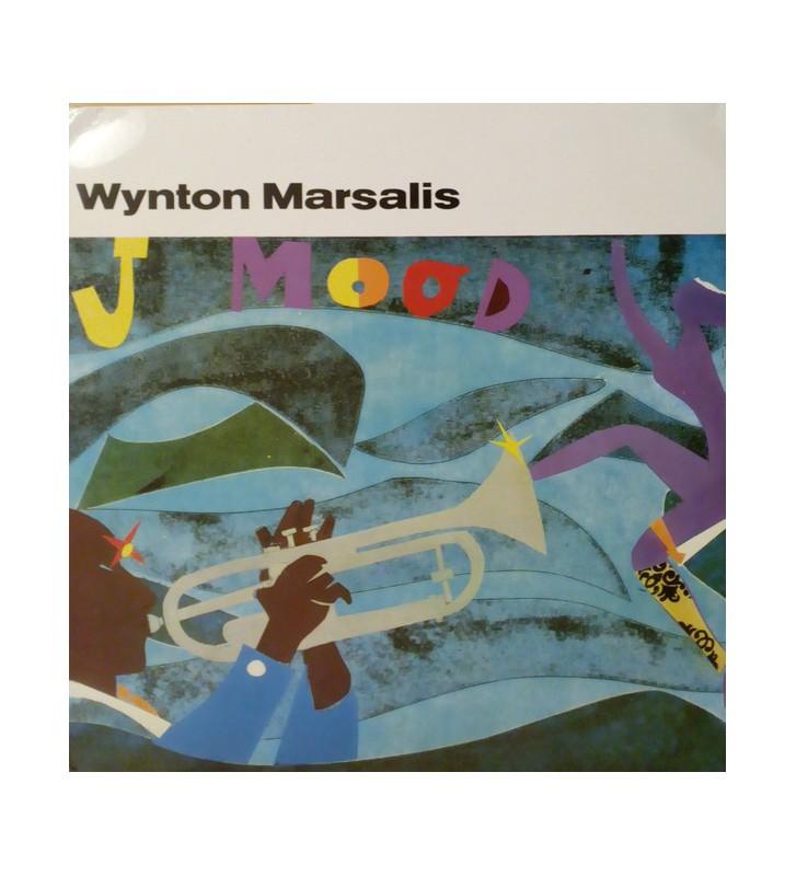 Wynton Marsalis - J Mood (LP, Album) mesvinyles.fr