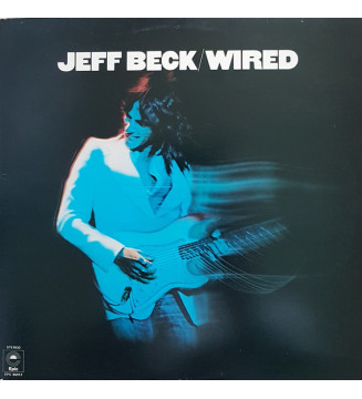 Jeff Beck - Wired (LP, Album, Ora) mesvinyles.fr