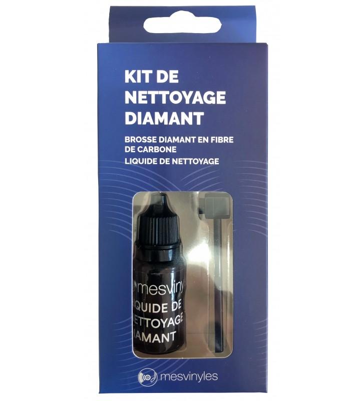Kit de nettoyage diamant - mesvinyles mesvinyles.fr