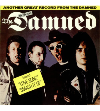 The Damned - Another Great Record From The Damned: The Best Of The Damned (LP, Comp) mesvinyles.fr
