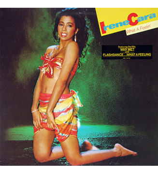Irene Cara - What A Feelin' (LP, Album) mesvinyles.fr