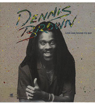 Dennis Brown - Love Has Found Its Way (LP, Album) mesvinyles.fr