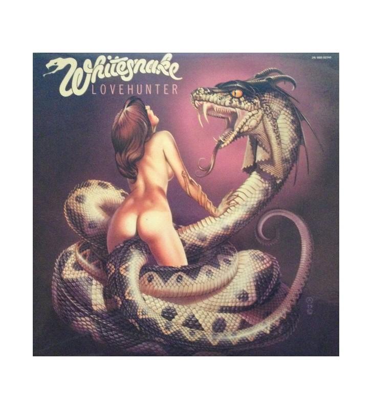 Whitesnake - Lovehunter (LP, Album) mesvinyles.fr