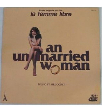 Bill Conti - Music From An Unmarried Woman (LP) mesvinyles.fr