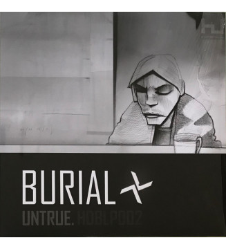 "Burial - Untrue (2x12"", Album, RE) mesvinyles.fr"