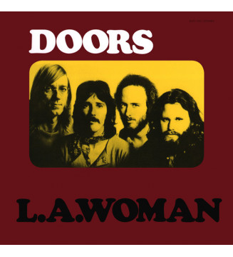 The Doors - L.A. Woman (2xLP, Album, Ltd, RE, RM, 200) mesvinyles.fr