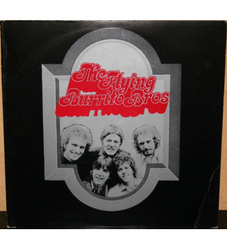 The Flying Burrito Bros - Winterland 1969 (LP, Unofficial) mesvinyles.fr