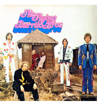 The Flying Burrito Bros - The Gilded Palace Of Sin (LP, Album, RE, 180) mesvinyles.fr