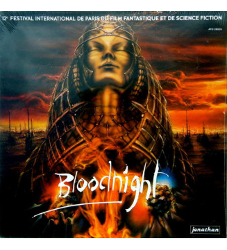 Yan Tregger / Fabio Frizzi / Walter Rizzati - Bloodnight (12e Festival International De Paris Du Film Fantastique Et De Science
