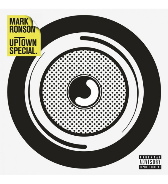 Mark Ronson - Uptown Special mesvinyles.fr