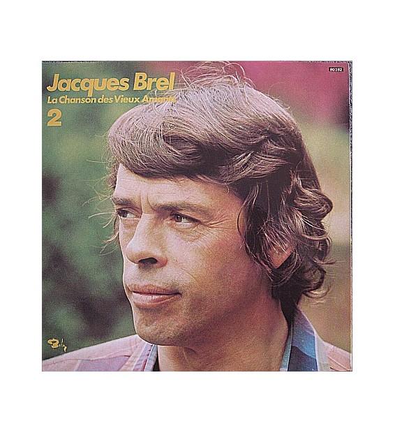 Jacques Brel - 2 - La Chanson Des Vieux Amants (LP, Album, RE, Gat) mesvinyles.fr