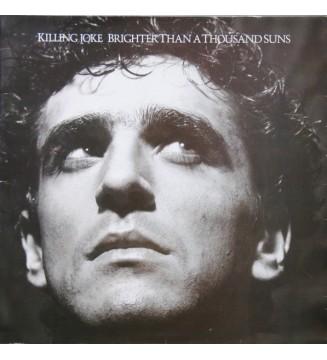 Killing Joke - Brighter Than A Thousand Suns (LP, Album, Gat) mesvinyles.fr
