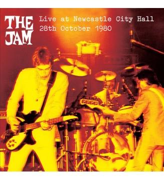 The Jam - Live At Newcastle City Hall 28th October 1980 (2xLP, Ltd) mesvinyles.fr