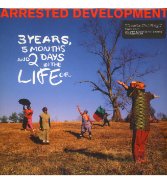 Arrested Development - 3 Years, 5 Months And 2 Days In The Life Of... (LP, Album, RE, 180) mesvinyles.fr