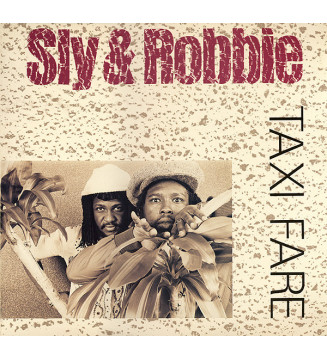Sly & Robbie - Taxi Fare (LP, Comp) mesvinyles.fr