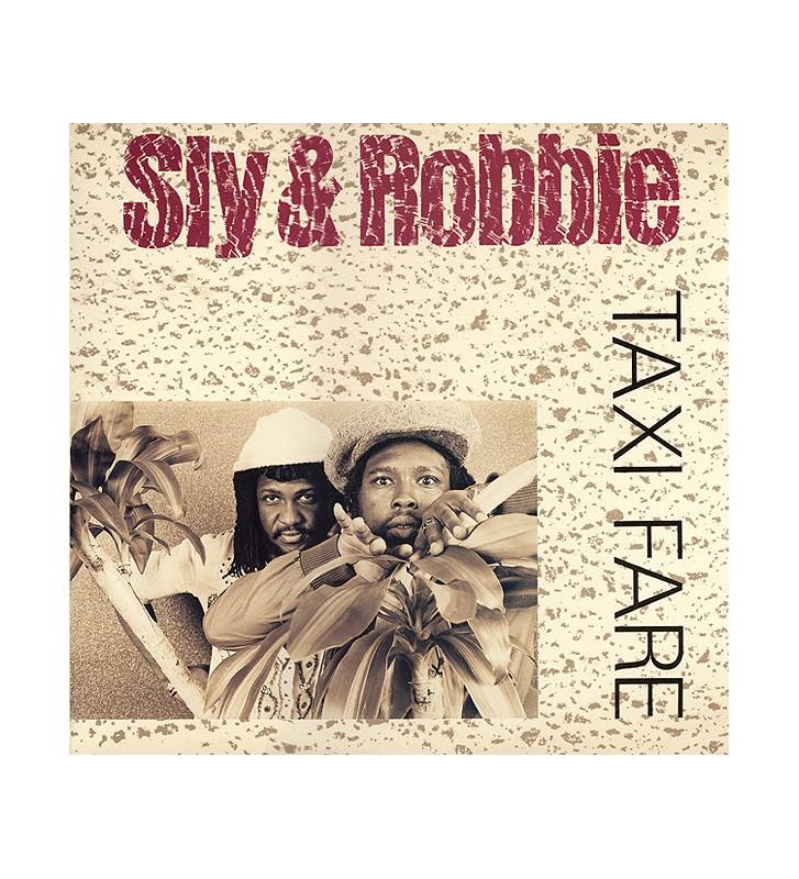 Sly & Robbie - Taxi Fare (LP, Comp) mesvinyles.fr