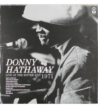 Donny Hathaway - Live At...