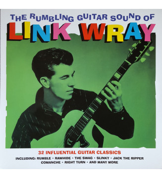 Link Wray - The Rumbling...