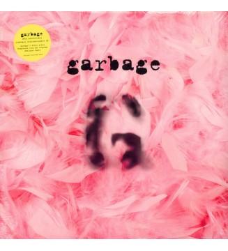 Garbage - Garbage (2xLP, Album, RE, RM, Pin) mesvinyles.fr