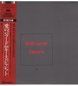 Keith Jarrett - Concerts (LP)