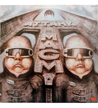 Magma (6) - Attahk (LP, Album) mesvinyles.fr