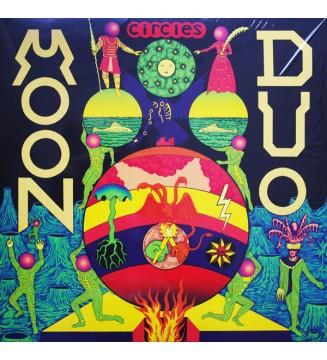 Moon Duo - Circles (LP,...