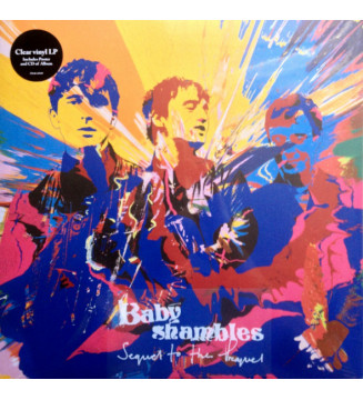 Babyshambles - Sequel To The Prequel (LP, Album, Cle + CD) mesvinyles.fr